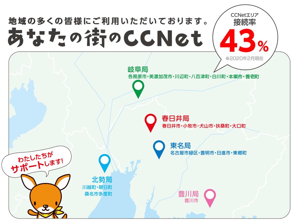 あなたの街のCCNet